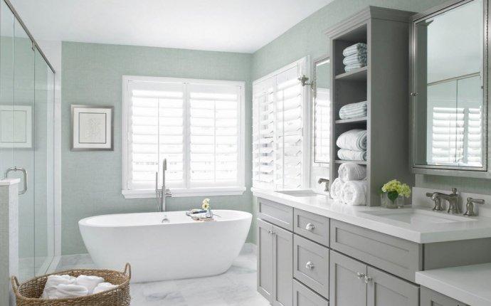 100 лучших идей ремонта ванной комнаты в частном и загородном доме