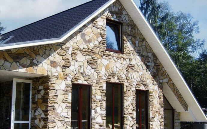 Дизайн фасада дома: видео-инструкция по монтажу своими руками