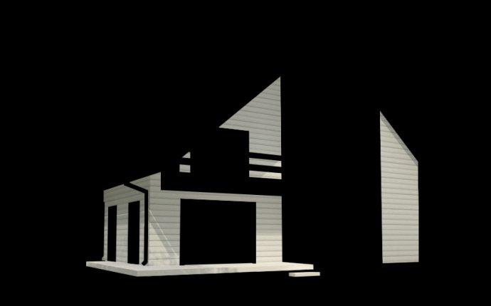 Дизайн фасада и кровли дома онлайн
