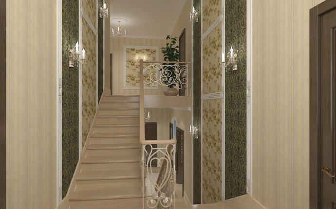 Дизайн интерьера лестничной площадки фото - Интернет-журнал Inhomes