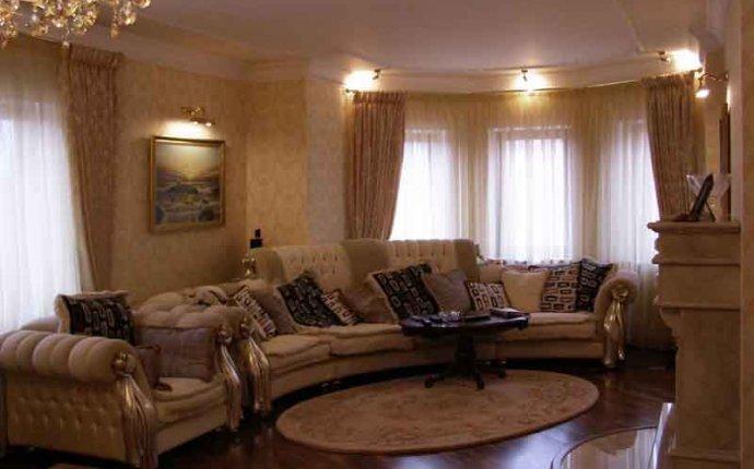дизайн комнаты частного дома фото частных домов » Улетный дизайн