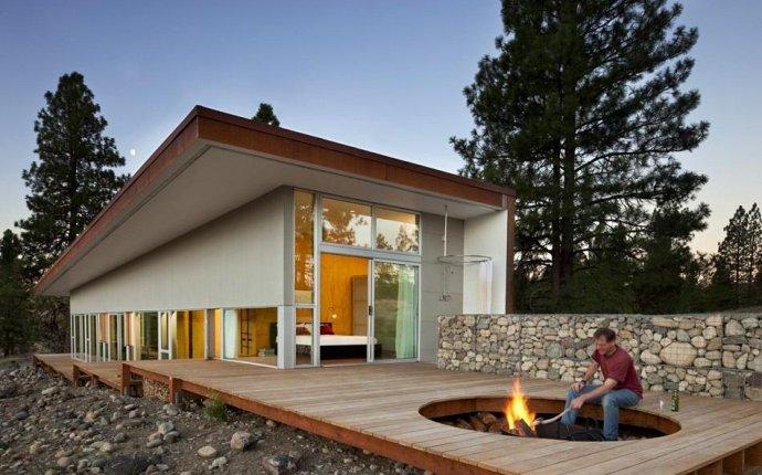 Дизайн небольшого частного дома