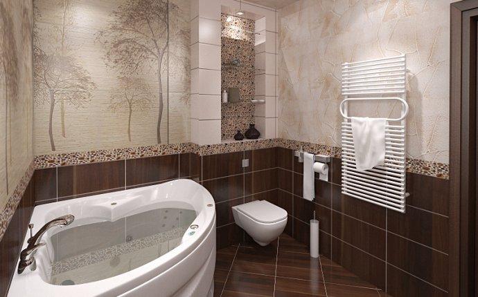 Дизайн туалета в частном доме » Современный дизайн