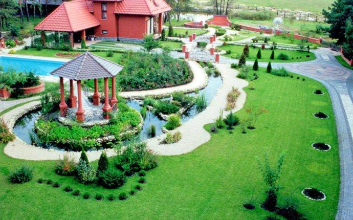 Дизайн усадьбы частного дома своими руками — NikeCRM