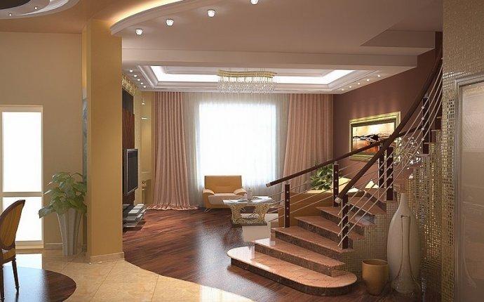 Дизайн внутри частного дома: советы, функциональные решения, фото