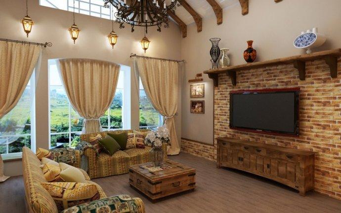 Дизайн зала в частном доме своими руками фото - Дизайн гостиной в
