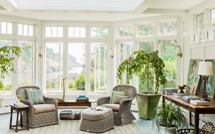 Дом с панорамными окнами: фото примеры красивого французского