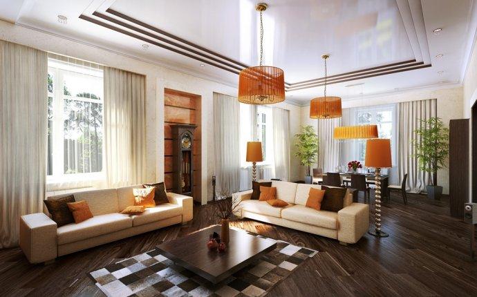 Интерьер для частного дома гостиной, фото коллекция | Все о