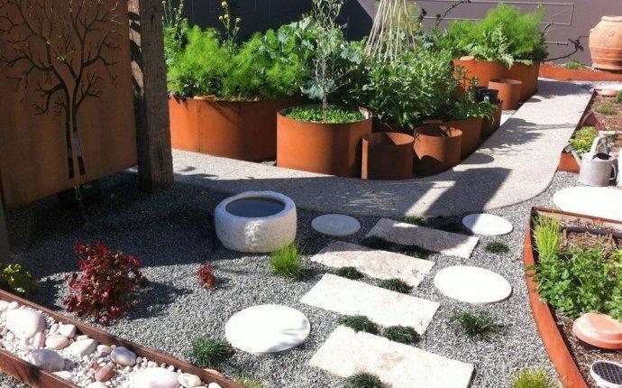 Как создать ландшафтный дизайн двора частного дома? - Как создать