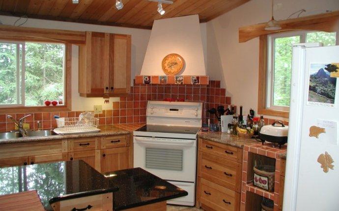 Кухня в частном доме дизайн своими руками — Born-lesson