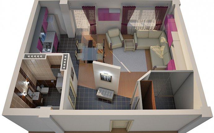 квартир до 40 м кв