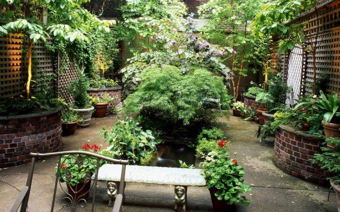 Ландшафтный дизайн придомовой территории частного дома, фото