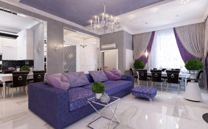 Разработка дизайн интерьера частного дома и загородных коттеджей в