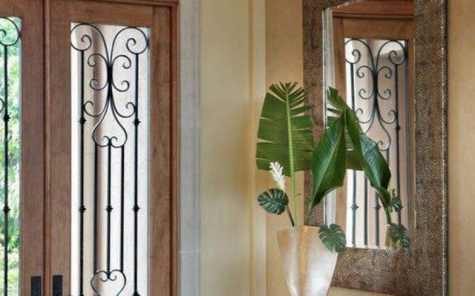 Роскошный дизайн интерьера частных домов – элементы декора
