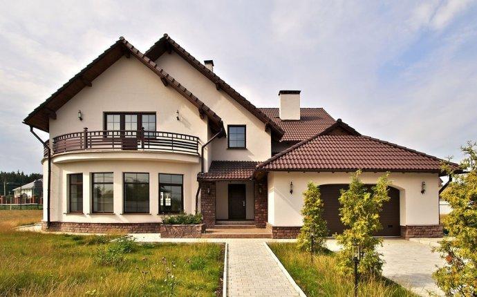 с дизайном домов