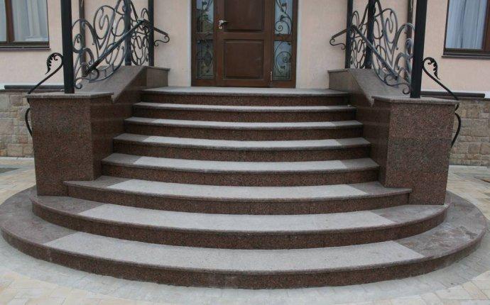 Входные лестницы в частных домах: инструкция строительства своими